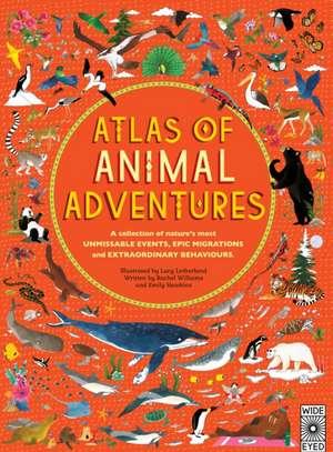 Williams, R: Atlas of Animal Adventures imagine
