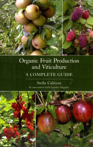 Organic Fruit Production and Viticulture imagine