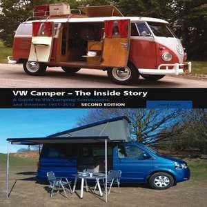 VW Camper:  A Guide to VW Camping Conversions and Interiors 1951-2012 de David Eccles