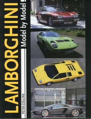 Lamborghini Model by Model
