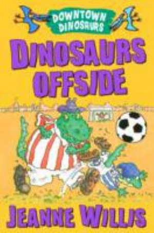 Dinosaurs Offside