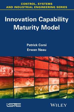 Innovation Capability Maturity Model de Patrick Corsi