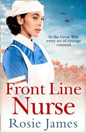 Front Line Nurse de Rosie James