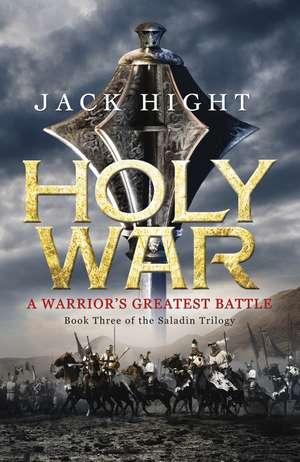 Holy War de JACK HIGHT