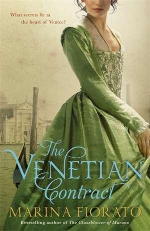 The Venetian Contract de Marina Fiorato