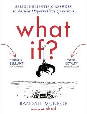 What If de Randall Munroe