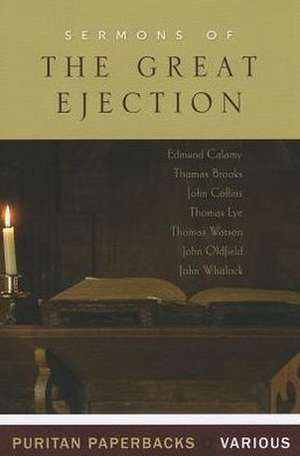 Sermons of the Great Ejection de Edmund Calamy