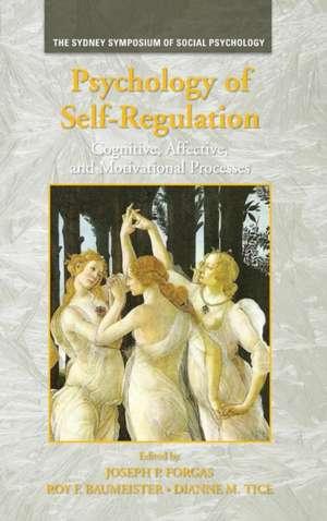Psychology of Self-Regulation imagine