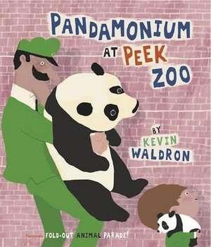 Pandamonium at Peek Zoo