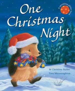 One Christmas Night de M. Christina Butler