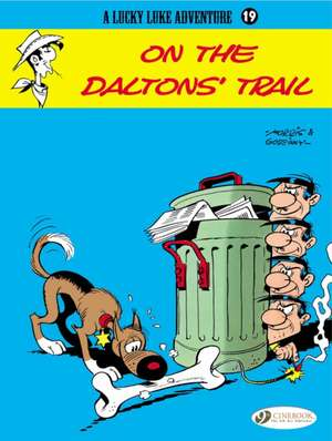 Lucky Luke Vol.19: On The Daltons' Trail