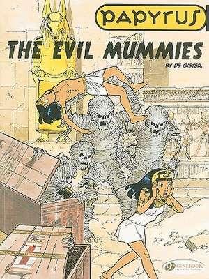 Papyrus Vol.4: The Evil Mummies