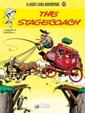 Lucky Luke Vol.25: The Stagecoach