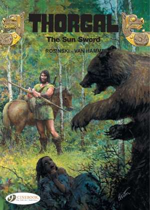 Thorgal Vol.10: The Sun Sword