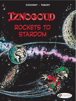 Iznogoud Vol.8: Rockets To Stardom