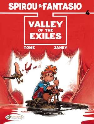 Spirou & Fantasio Vol. 4: Valley Of The Exiles