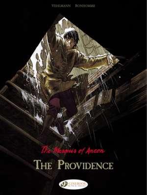 The Marquis Of Anaon Vol. 3: The Providence de Fabien Vehlmann