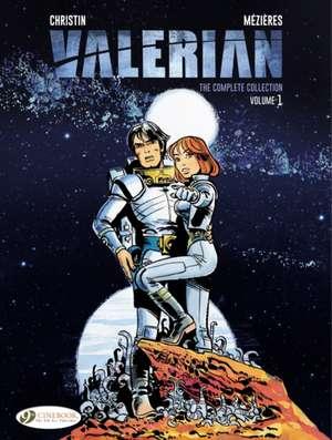 Valerian: The Complete Collection Vol. 1 de Pierre Christin