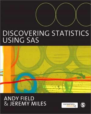 Discovering Statistics Using SAS de Andy Field