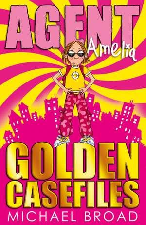 Agent Amelia: Golden Case Files