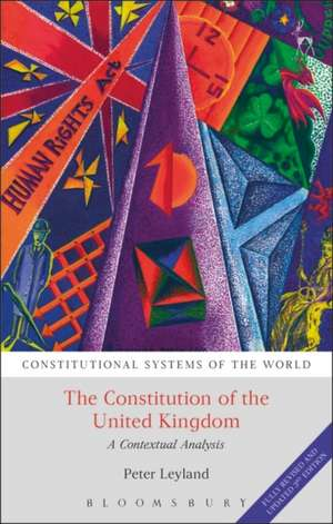 The Constitution of the United Kingdom: A Contextual Analysis de Peter Leyland
