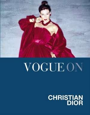 Vogue on: Christian Dior de Charlotte Sinclair