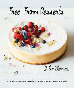 Free-from Desserts