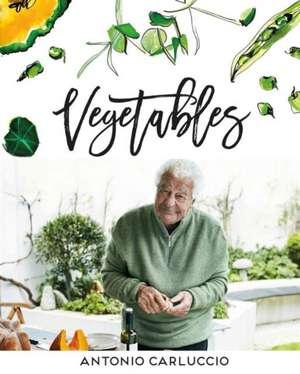 Vegetables de Antonio Carluccio