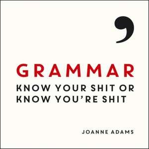 GRAMMAR de Joanne Adams