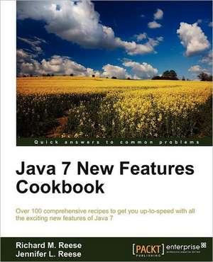 Java 7 New Features Cookbook de Richard M. Reese