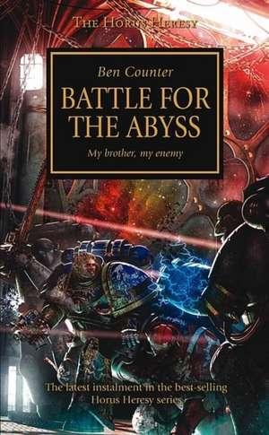 Battle for the Abyss de Ben Counter