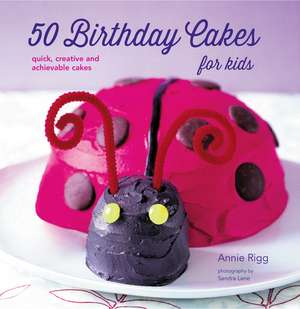 50 Birthday Cakes for Kids