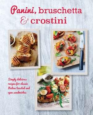 Panini, Bruschetta & Crostini imagine