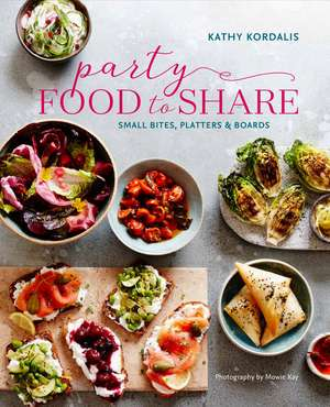 Party Food to Share imagine