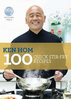 100 Quick Stir-Fry Recipes imagine