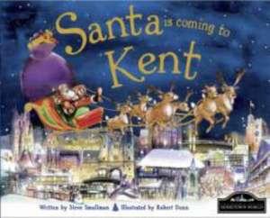 Santa is Coming to Kent