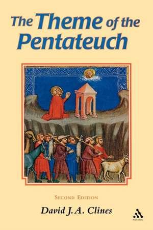Theme of the Pentateuch de David J. A. Clines