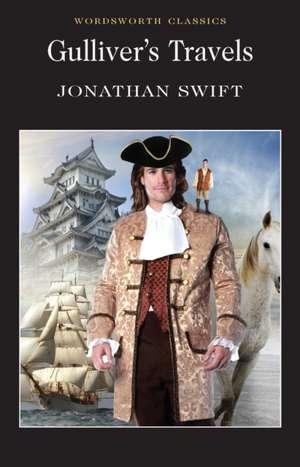 Gulliver's Travels:  Pocketbook de Jonathan Swift