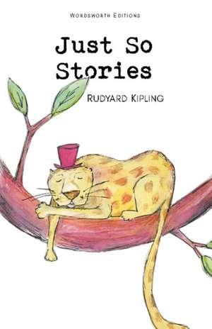 Just So Stories de Rudyard Kipling