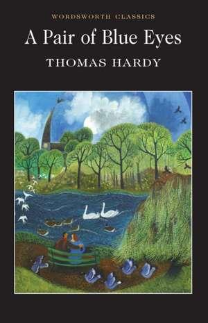 A Pair of Blue Eyes de Thomas Hardy