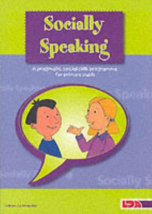 Socially Speaking imagine
