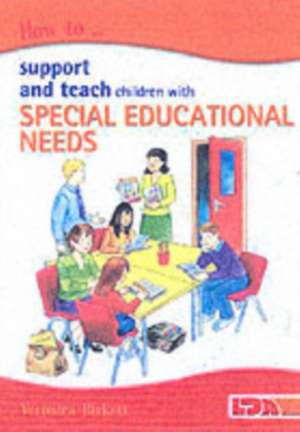 How to Support and Teach Children with Special Educational Needs imagine