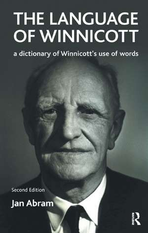 The Language of Winnicott de Jan Abram