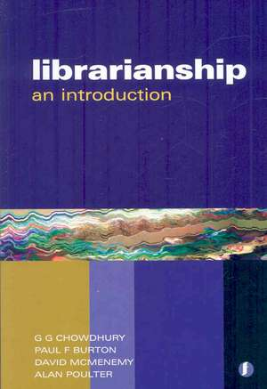 Librarianship the Complete Introduction imagine