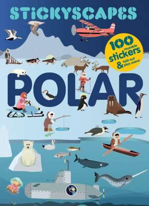 Stickyscapes Polar Adventures