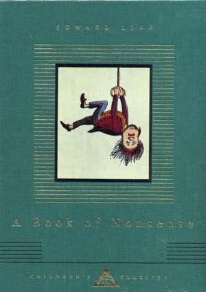 Lear, E: A Book Of Nonsense imagine