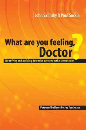 What Are You Feeling Doctor?