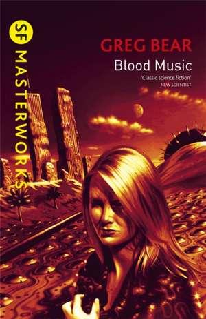 Blood Music de Greg Bear
