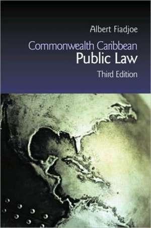 Commonwealth Caribbean Public Law imagine