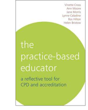 The Practice–Based Educator